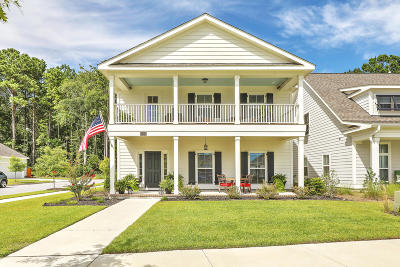 Johns Island Single Family Home For Sale: 1690 Sparkleberry Lane