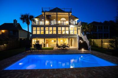 Isle Of Palms Single Family Home For Sale: 712 Carolina Boulevard
