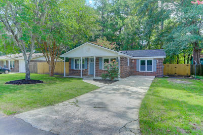 Goose Creek Single Family Home For Sale: 317 Water Oak Drive