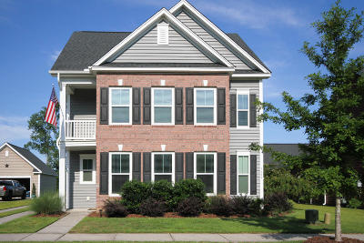 Single Family Home For Sale: 1602 Seabago Drive