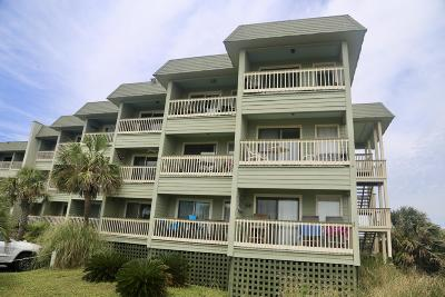 Charleston County Attached For Sale: 1300 Ocean Boulevard #103