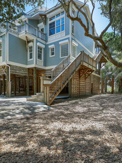 Dewees Island Single Family Home For Sale: 247 Pelican Flight Drive