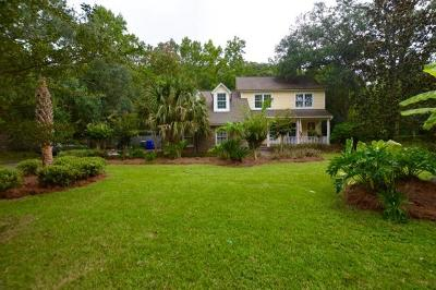 Charleston Single Family Home For Sale: 512 E Wimbledon Drive