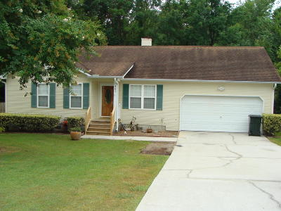 Goose Creek Single Family Home For Sale: 307 Sussex Court