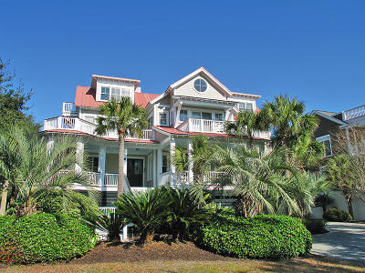 Isle Of Palms SC Single Family Home For Sale: $1,899,000