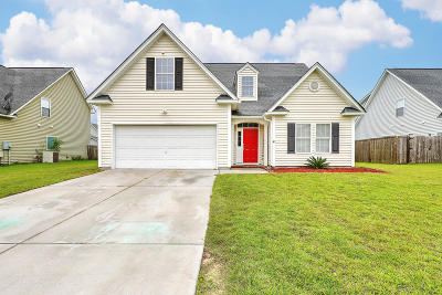 Ladson Single Family Home For Sale: 217 Equinox Circle