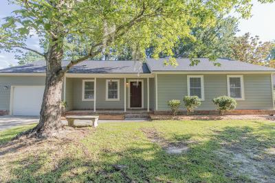 Single Family Home For Sale: 2522 Flamingo Drive