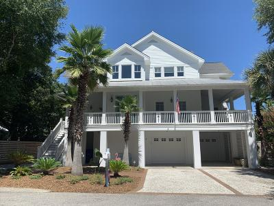 Charleston County Single Family Home For Sale: 4 Palm Court