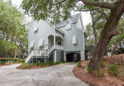 Isle Of Palms SC Single Family Home For Sale: $1,250,000