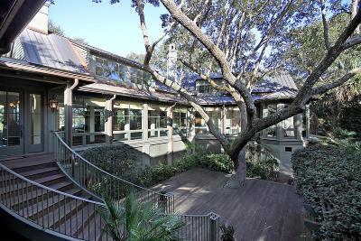 Kiawah Island Single Family Home For Sale: 150 Kiawah Island Club Drive