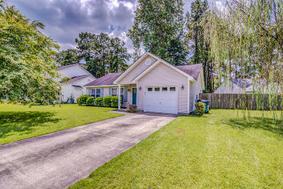 Ladson Single Family Home For Sale: 9846 Levenshall Drive