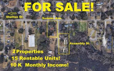 North Charleston Multi Family Home Contingent: Sumner Avenue