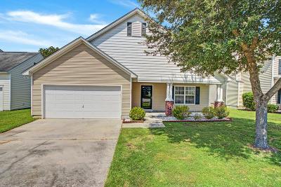 Goose Creek Single Family Home Contingent: 423 Green Park Lane
