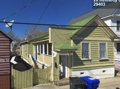 Single Family Home For Sale: 28 Kennedy Street