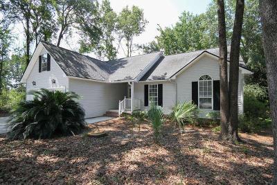 Mount Pleasant Single Family Home Contingent: 2131 Pendergrass Lane