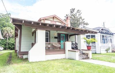 Charleston Single Family Home For Sale: 64 San Souci Street