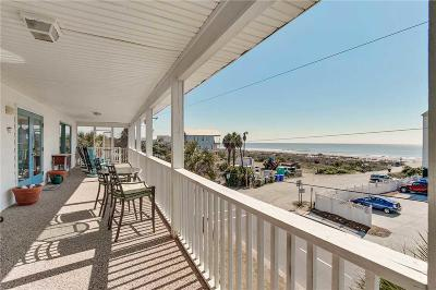 Folly Beach Attached For Sale: 122 E Arctic Avenue #4