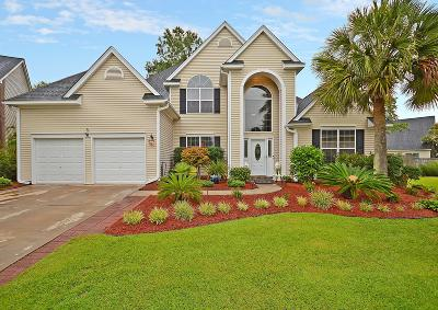 Charleston Single Family Home Contingent: 5410 W Crosland Court