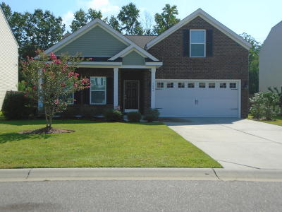 Ladson Single Family Home For Sale: 3044 Adventure Way