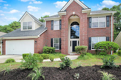 Mount Pleasant Single Family Home Contingent: 1164 Old Course Lane