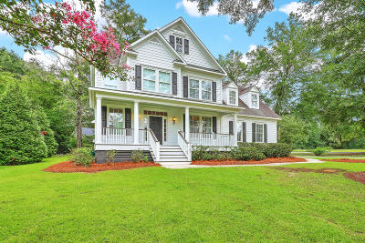 Single Family Home For Sale: 4762 Stono Links Dr. Drive