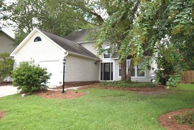 Goose Creek Single Family Home Contingent: 100 Carter Drive