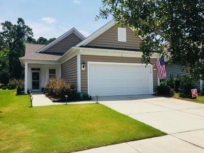 Summerville Single Family Home For Sale: 531 Sea Foam Street