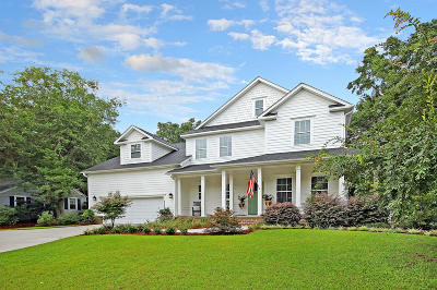 James Island Single Family Home For Sale: 2153 Fort Pemberton Drive