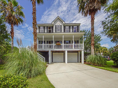 Mount Pleasant Single Family Home Contingent: 1299 Rockfish Court