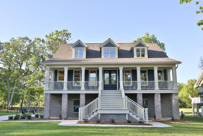 North Charleston Single Family Home For Sale: 4273 Club Course Drive
