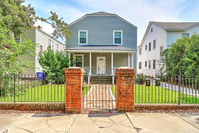 Charleston Multi Family Home Contingent: 207 W Poplar Street #A/B