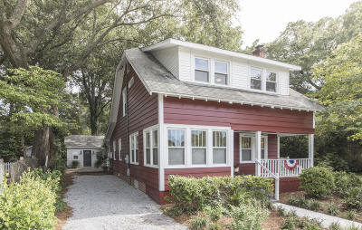 Charleston Single Family Home For Sale: 2111 Westrivers Road