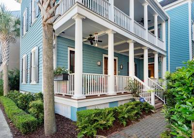 Mount Pleasant Single Family Home For Sale: 67 Sanibel Street