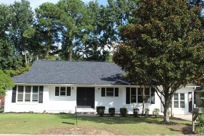 Ladson Single Family Home For Sale: 207 Barbara Drive