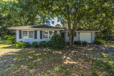 Single Family Home For Sale: 2902 Waterway Boulevard