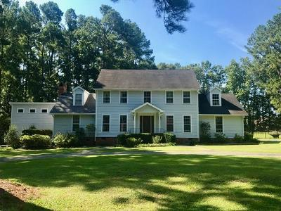 Single Family Home For Sale: 407 Huntington Road