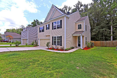 Summerville Single Family Home For Sale: 163 Hickory Ridge Way