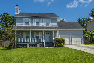 Goose Creek Single Family Home For Sale: 106 Dartmouth Court