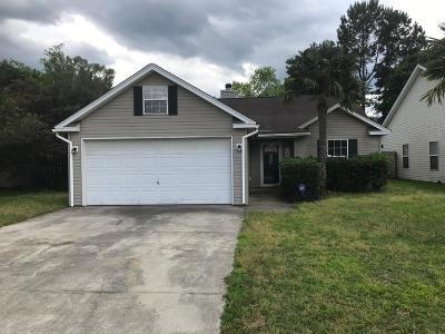 Goose Creek Single Family Home For Sale: 109 Wilton Street