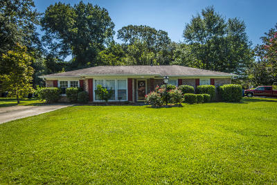 North Charleston Single Family Home Contingent: 8276 Delhi Road