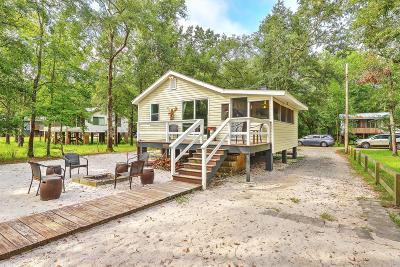 Ridgeville Single Family Home For Sale: 78 Hannibal Trail