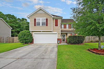 Ladson Single Family Home Contingent: 608 Knowledge Drive