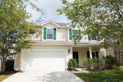 Summerville Single Family Home For Sale: 9642 N Carousel Circle
