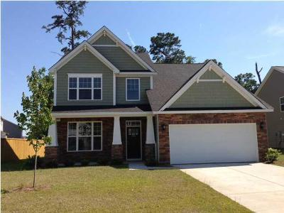 Goose Creek Single Family Home For Sale: 458 Delmont Drive