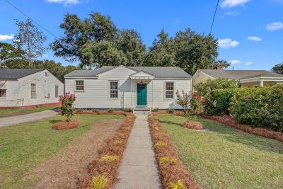 North Charleston Single Family Home For Sale: 4620 Durant Avenue
