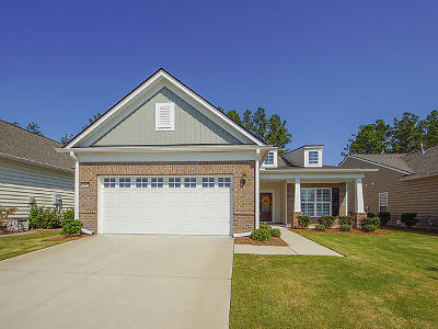 Summerville Single Family Home For Sale: 688 Battery Edge Drive