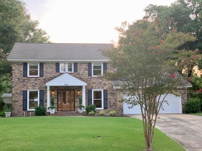 Single Family Home For Sale: 645 Pelzer Drive