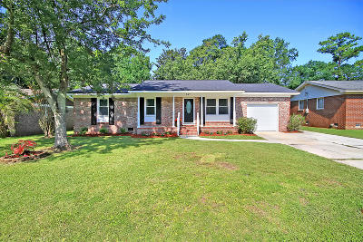 Goose Creek Single Family Home For Sale: 247 Mary Scott Drive