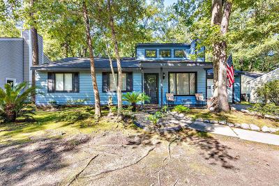 Goose Creek Single Family Home Contingent: 153 Bridgecreek Dr