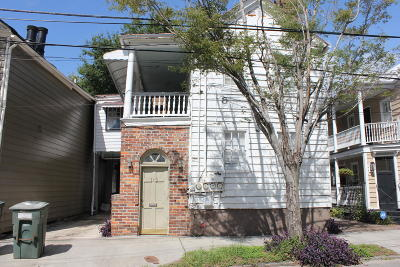 Charleston Multi Family Home For Sale: 113 Coming Street